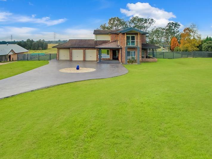 Spacious Home on 5 Acres