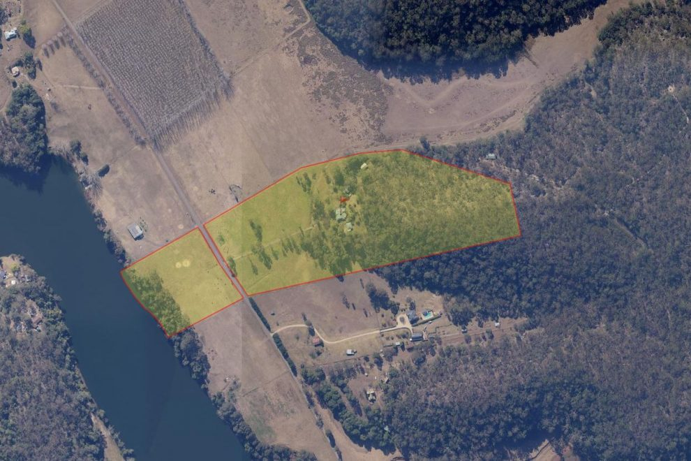 28 Riverfront Acres + Boat Ramp