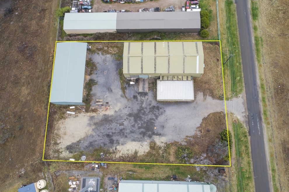 Vendor Clearance Sale – Large Industrial Site