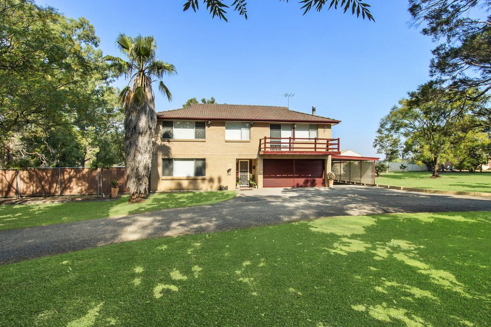 5 Elevated Acres in Coveted Location