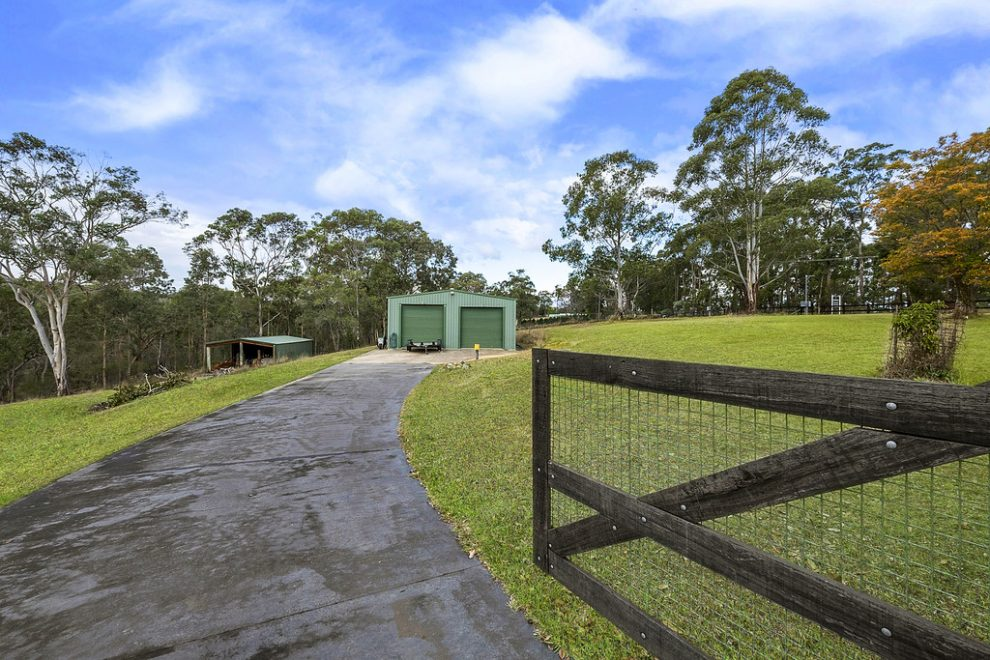 Acreage Lifestyle with Stables + Paddocks