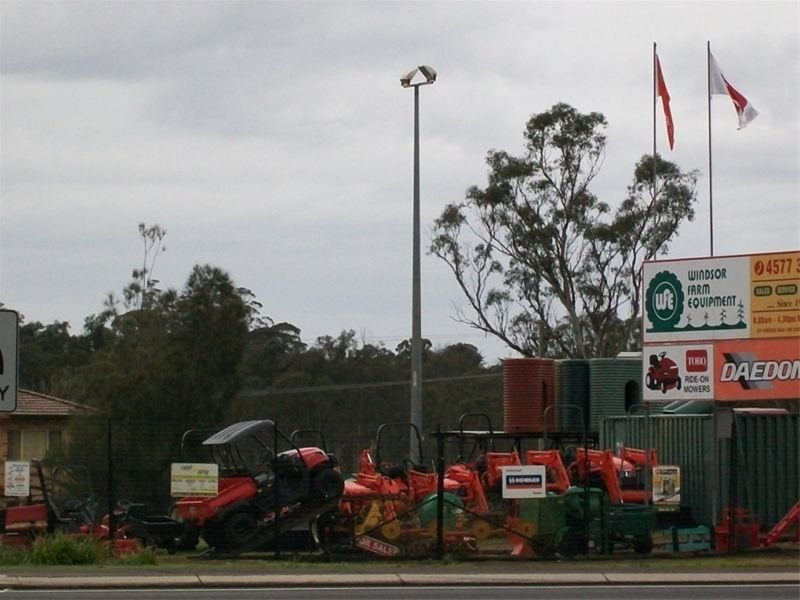 Truck/Tractor Yard