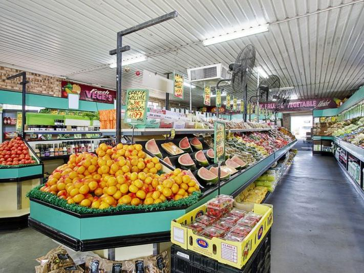 Family Home and Long Established Fruit Shop