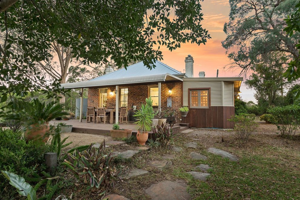 10 Acres + Stunning Character Home
