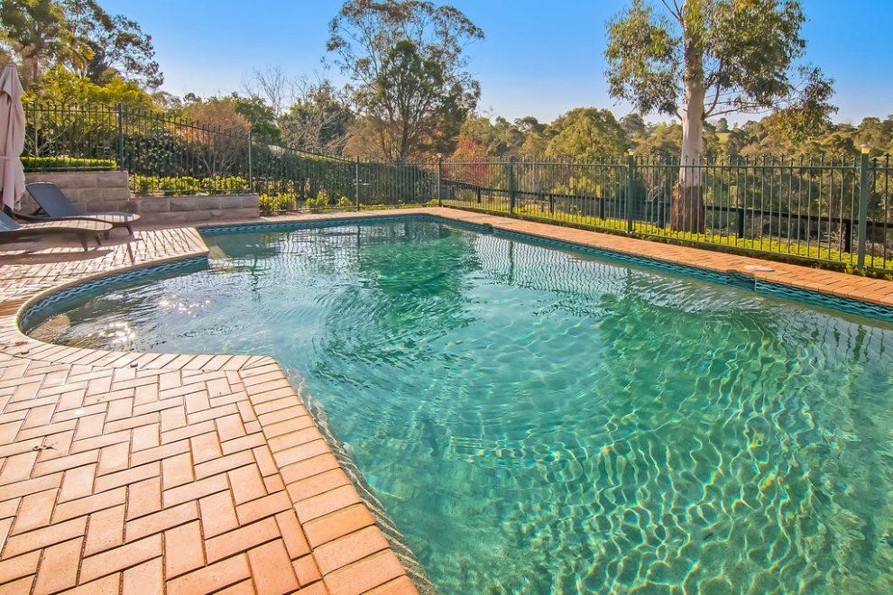 Luxurious + Landscaped Family Acreage