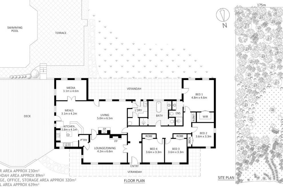 Exquisite Limestone Residence 'Wirrega'