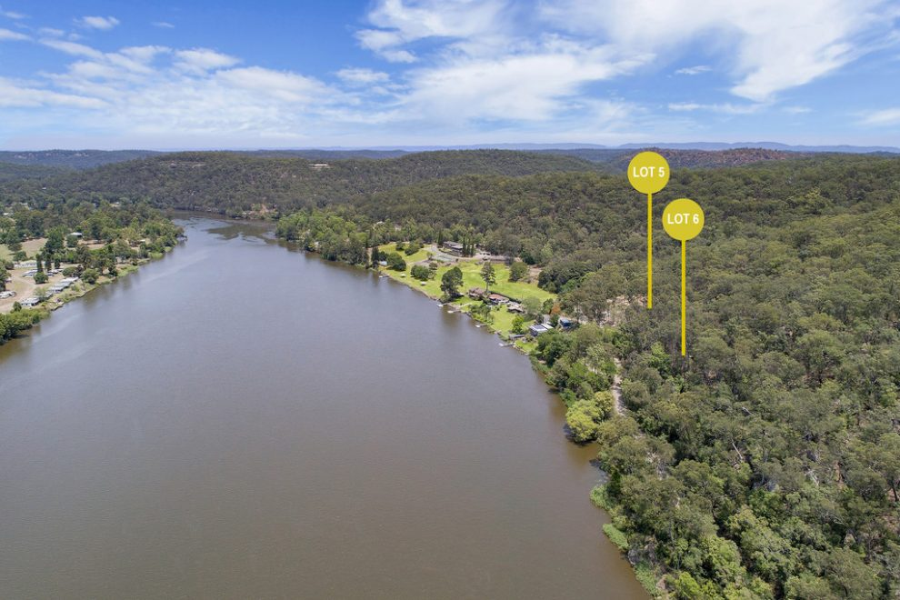 Exclusive River View Location