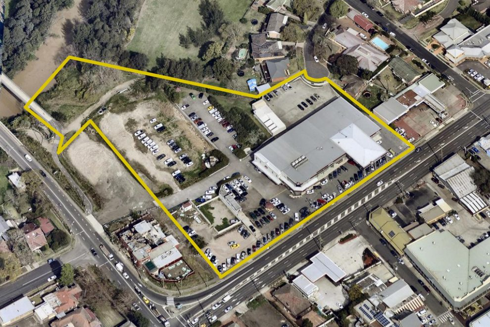 Grand Opportunity – Gateway Site