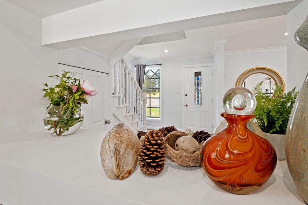 Gracious Tudor Style Acreage Home