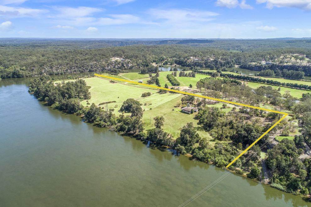 Riverfront Paradise