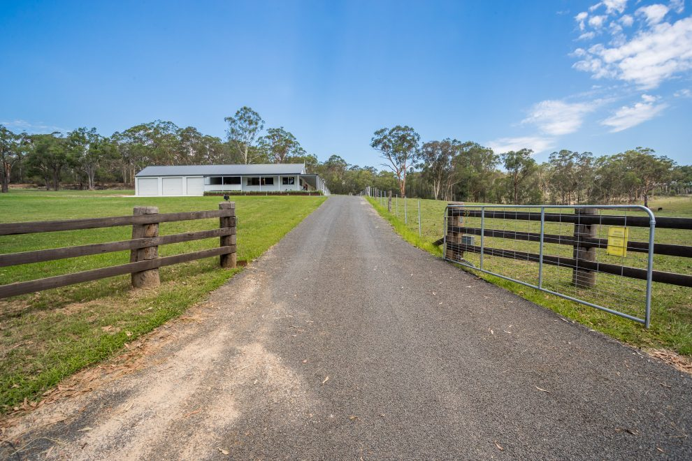 Large Acres Perfect for Horse Lovers