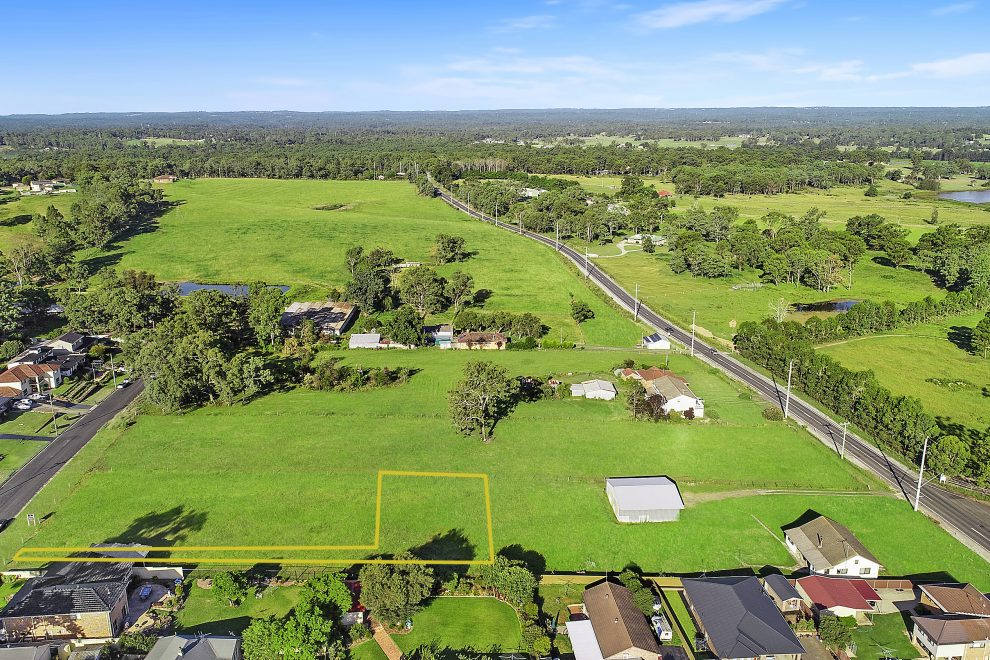 Second Chance at This Fabulous Land Parcel