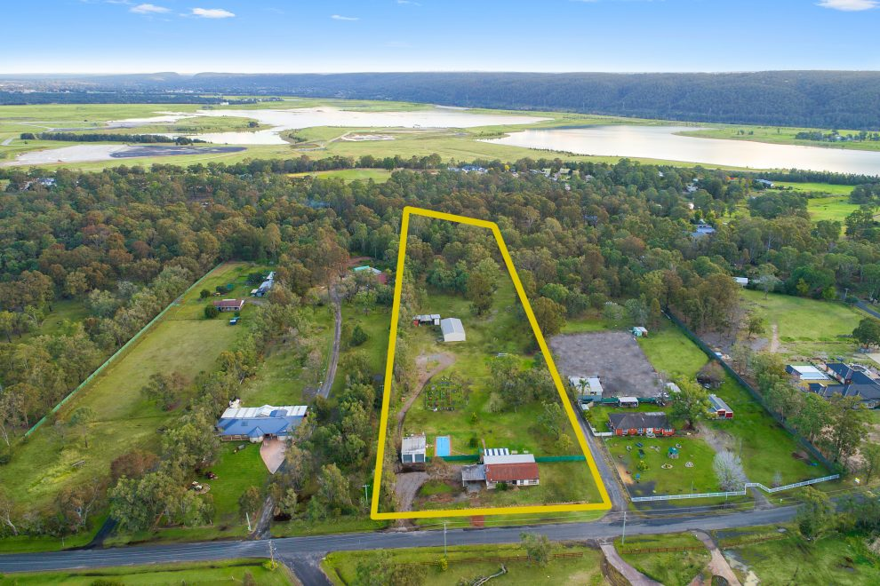 Affordable Acres in Choice Location