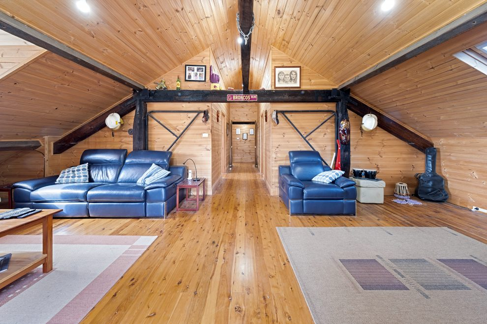 Contemporary Country Retreat with Converted Barn