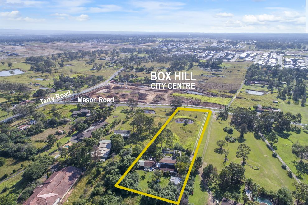 Prime Development Site with Mixed Zonings