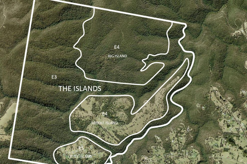 'The Islands'